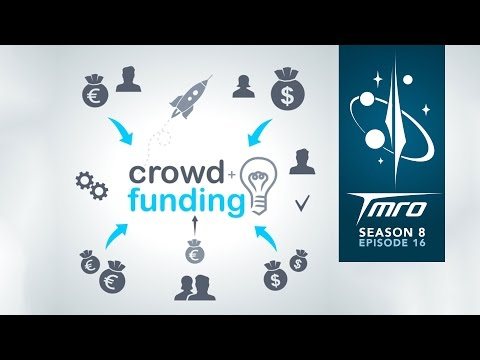 Crowdfunding your next space project - 8.16