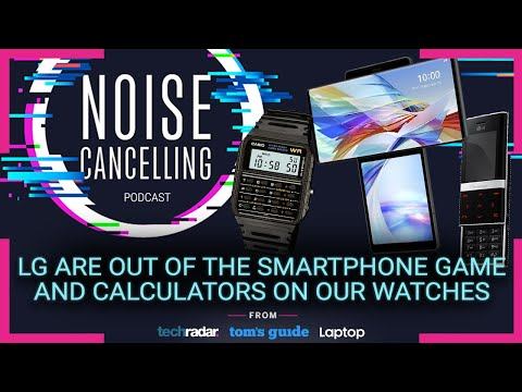 LG are out of the smartphone game and AI generated chat up lines | Noise Cancelling Podcast