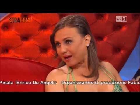 Silvia Bianco - StraCult - RAI 2 (2013) thumbnail