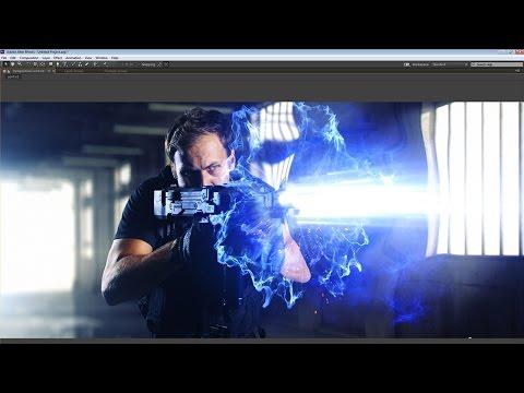 Sci-Fi Weapon FX Tutorial