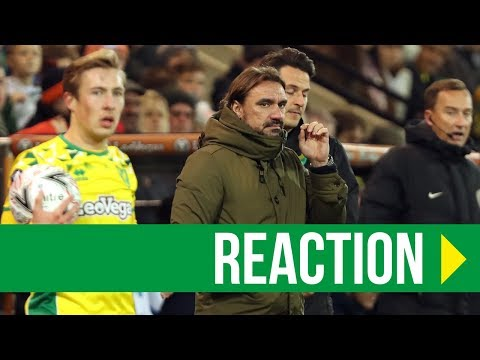 Norwich City 0-1 Portsmouth: Daniel Farke Reaction (FA Cup)