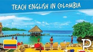 Teaching English in Colombia: TEFL Teacher Interviews 🌴🌏✈️