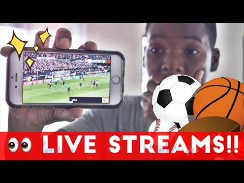 How To Watch TV FREE on iPhone sports