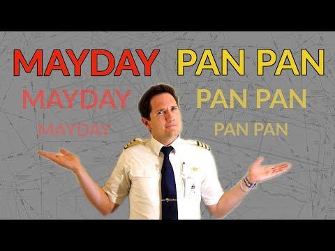'MAYDAY vs PAN