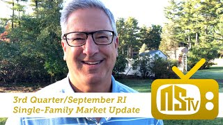 NSTV | Q3 and September RI Single Family Market Stats