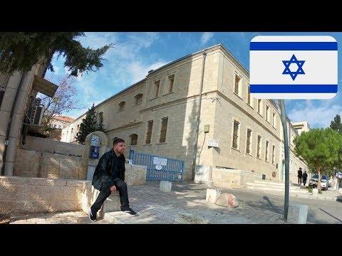 Walk with me in Jerusalem | Israel Travel Vlog