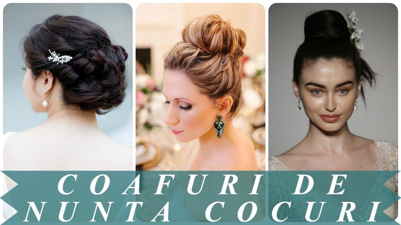 Modele De Coafuri De Nunta Cocuri 2018 Youtube