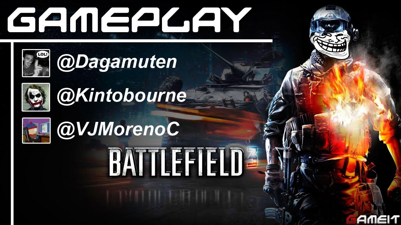 c793fcd48 Battlefield 3 - Gameplay - Sin bragas y a lo loco