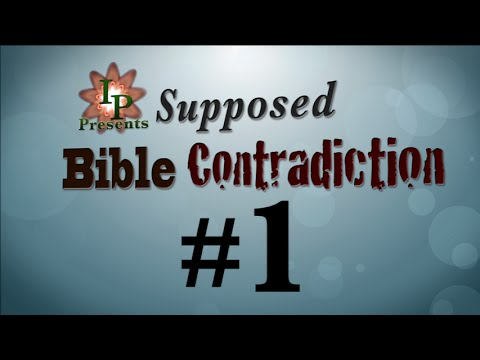 Supposed Bible Contradiction #1 (Different Genealogies)