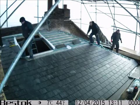 Changing Flat Roof To A More Traditional Pitched Roof