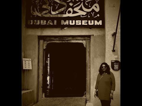 DUBAI MUSEUM UNITED ARAB EMIRATES #lipivlogs