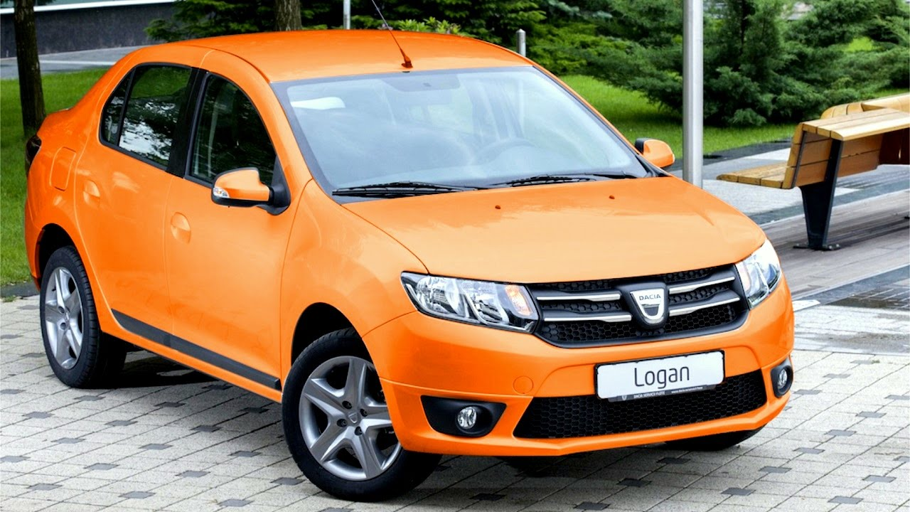 dacia logan 2017 facelift first look youtube. Black Bedroom Furniture Sets. Home Design Ideas