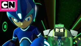 Mega Man: Fully Charged | Chemistry 101 | Cartoon Network
