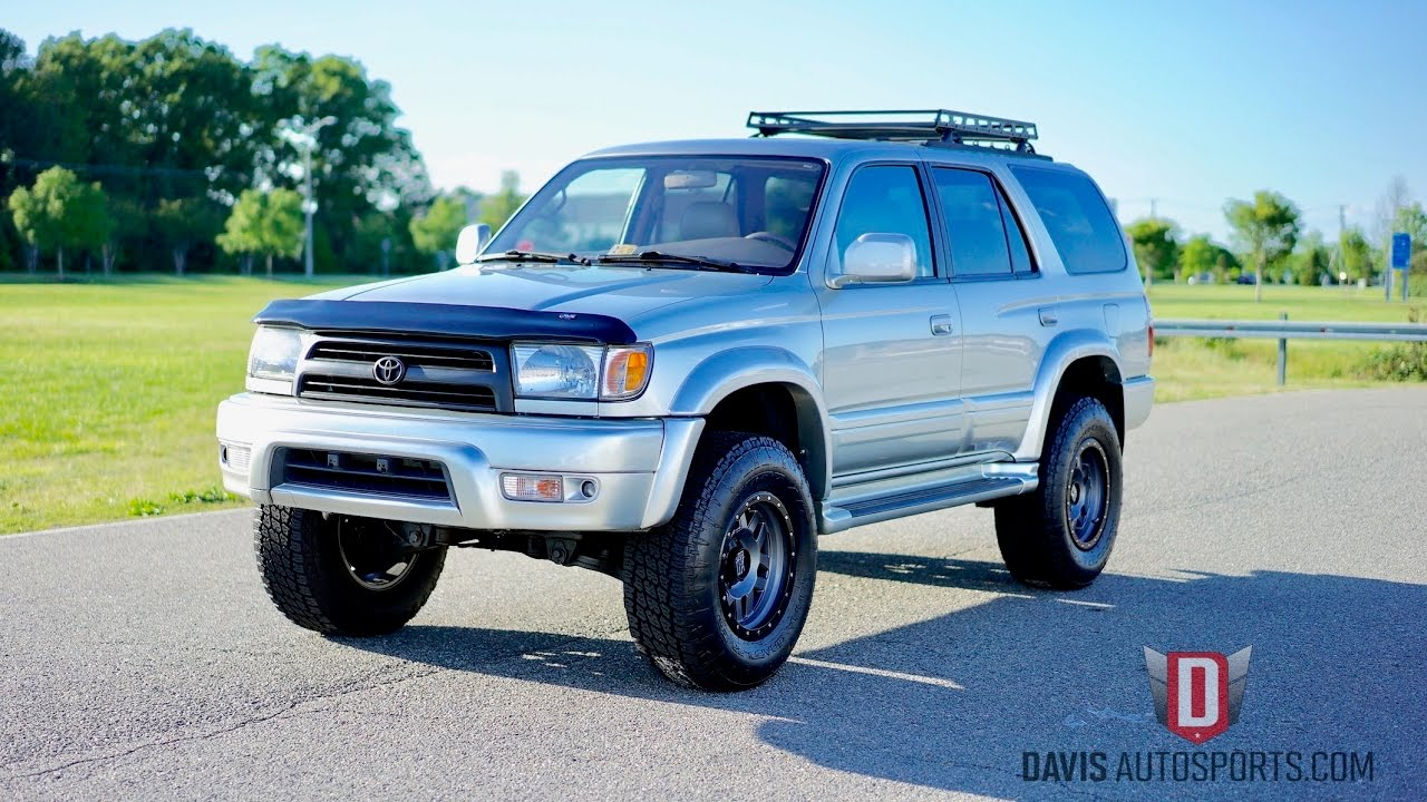 Davis Autosports Lifted 4runner Limited For Sale Youtube