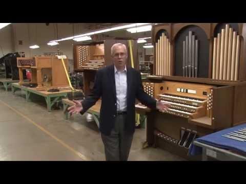 Custom and Standard Allen Organs Being Built