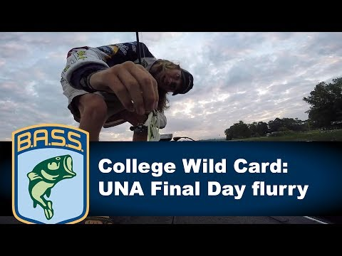 2017 College Wild Card UNA's final day flurry