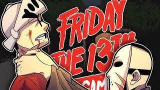 TIVE UM FIM INESPERADO no Friday the 13th The Game