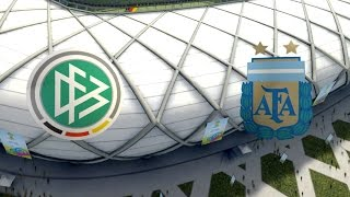 FIFA World Cup 2014 Predictions The Final: Germany Vs Argentina