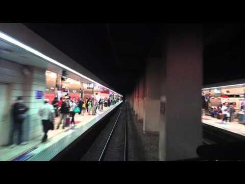 台鐵 111次 松山=潮州 半直達列車 TEMU2000普悠瑪自強號 路程景