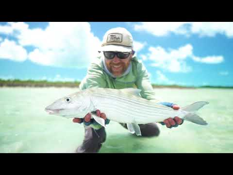 Bahamacon 2018 With TFFJ And Allen Fly Fishing