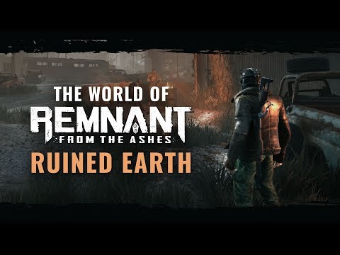 Remnant: From the Ashes is rethinking the way loot works in