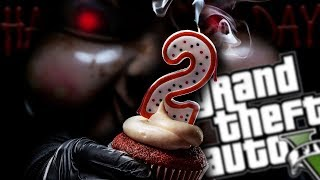 HAPPY DEATH DAY 2U MOD (GTA 5 PC Mods Gameplay)