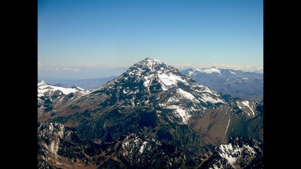 highest mountain in south america