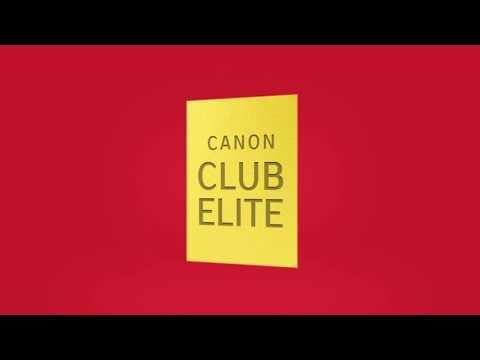 Introducing Canon Club Elite