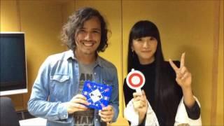 2016年10月14日12時から放送、FM802 「Ciao! MUSICA」 かしゆかさん出演...