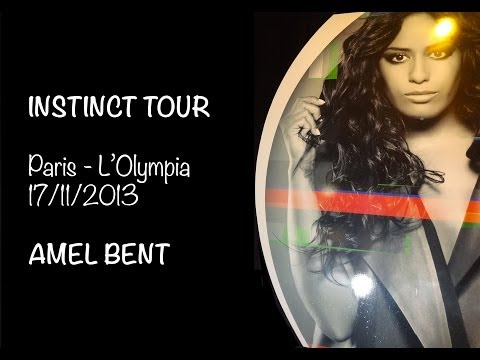 Amel Bent : Instinct Tour - Paris