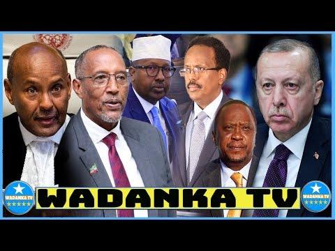 DEG DEG Maxkamada ICJ Oo Kenya Kanixisay, Turkiga Oo Ujawaabay Somaliland, Mucaraadka Somalia Oo Laq