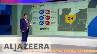 US election 2016: Why is Ohio important?