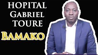 Mali : Hopital Gabriel Touré de Bamako