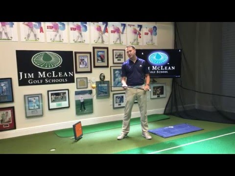 Grayson Zacker, Director of Instruction at Jim McLean Golf Golf Schools