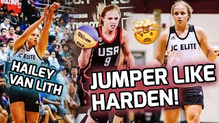 She Crossed A Girl Out Of Her SHOE!? Hailey Van Lith Was Cookin' EVERYBODY On The Court! 👩🍳