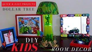 DIY MARVEL ROOM DECORATIONS   DOLLAR TREE ROOM DECOR