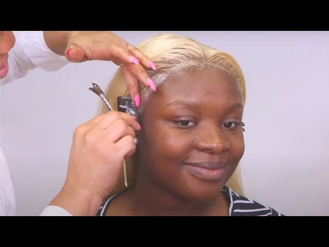 💄BEAUTIFUL MAKEUP AND HAIR TRANSFORMATION| ARABELLA HAIR  #BLONDIE #brownskingirl thumbnail