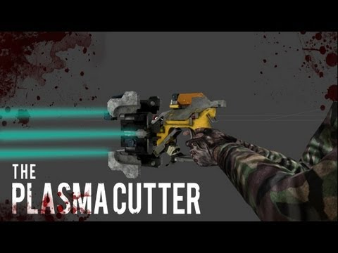 Dead Space Plasma Cutter Killing Floor Steam Workshop Youtube