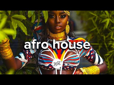 Tribal Techno & Afro House Mix - March 2020 (Wejustman Records)