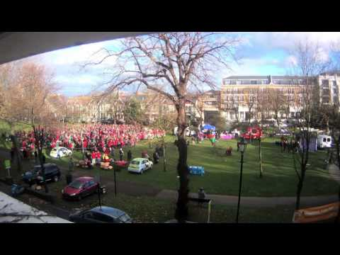 Worthing Elf World Record 7 Dec 2013 Official Video