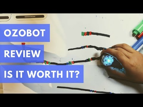 Ozobot Review: Is the Ozobot worth it?