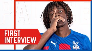 Eberechi Eze Signs for CPFC | First Interview