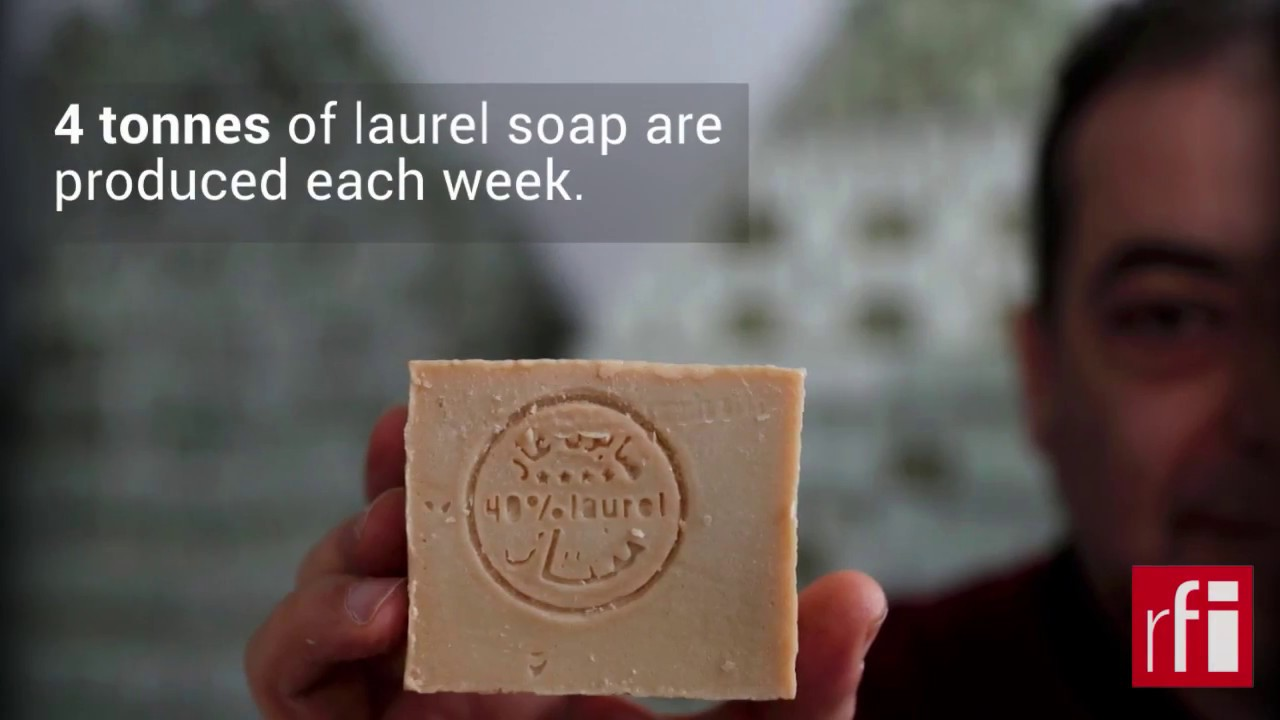 How Aleppo Soap Is Made In France