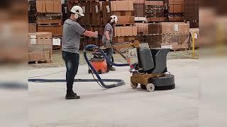 Polimento e Lapidação de Pisos Acabamento Ultra Floor Grupo Start @Grupo Start Lapidação de Pisos