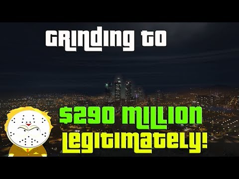 GTA Grinding To $290 Million Legitimately And Helping Subs