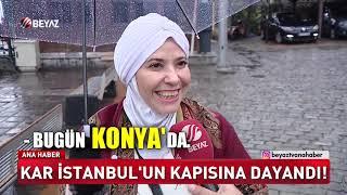 Doğuda başladı Marmara'ya gidiyor