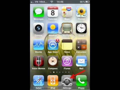 Install VietNam Live TV App on Iphone, Ipad, Ipod (cài đặt xem tivi) Quay lén đây