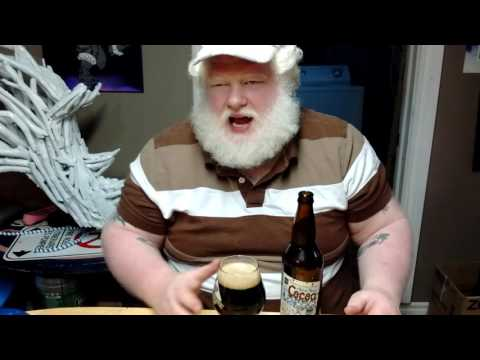 Granville Island Brewing Cocoa Loco Chocolate Porter : Albino Rhino Beer Review
