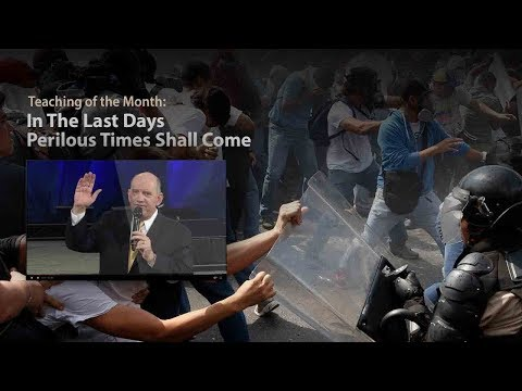 Rick Renner — In The Last Days Perilous Times Shall Come