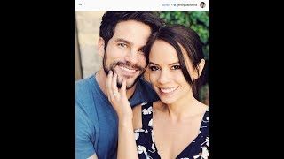 Brant Daugherty announces engagement to Kim Hidalgo